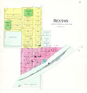 Benton, Ringgold County 1894